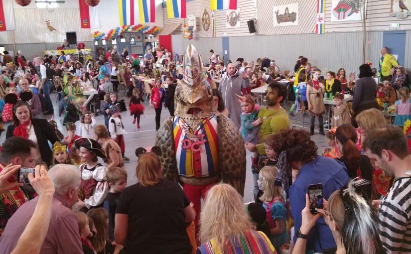 Kindermaskenfest 2020